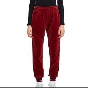 Opening Ceremony Velour Leggings